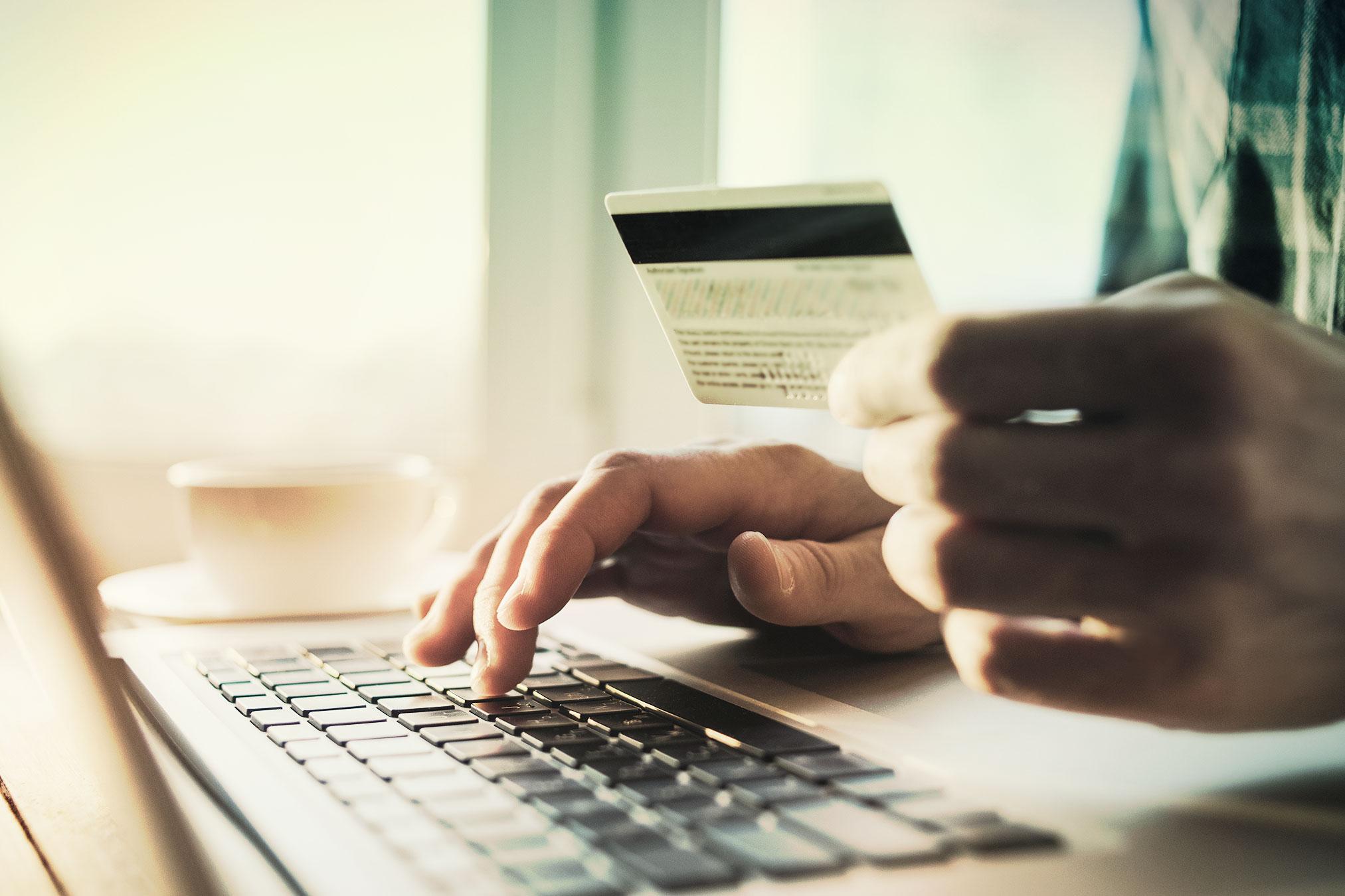 platba kreditkou cez pocitac