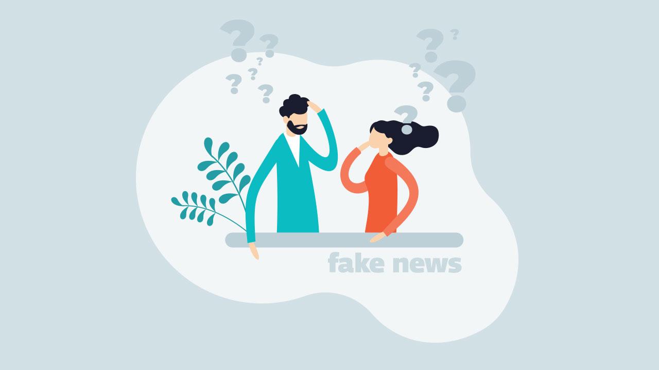 fake new a ľudia
