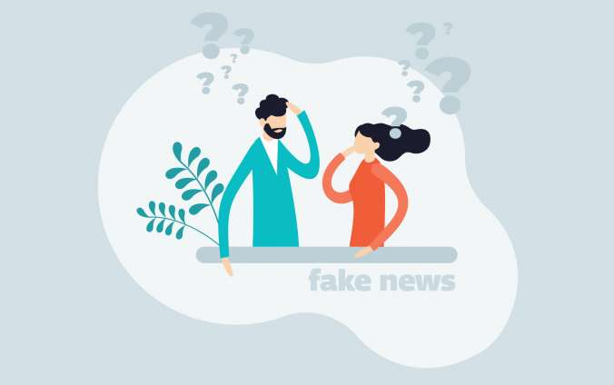 ľudia hľadajú dezinformácie
