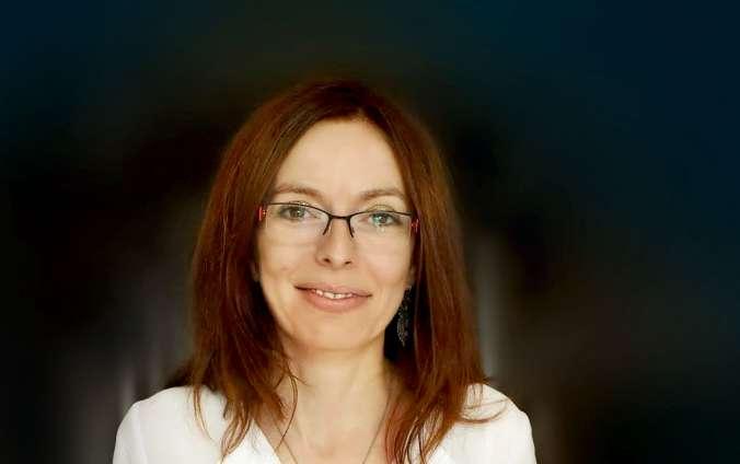 Vladimíra Čvojová portrét