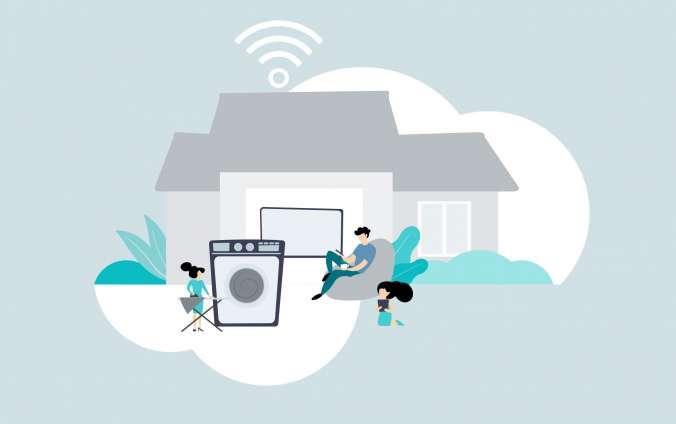 IoT - chytrá domácnosť