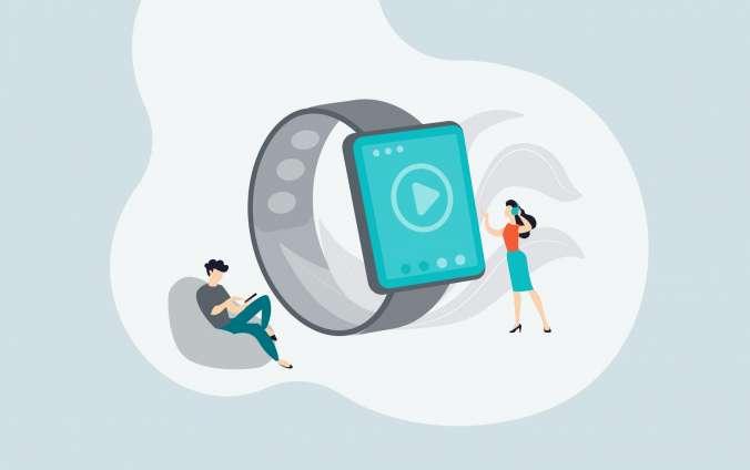 Smart hodinky ilustracny obrazok