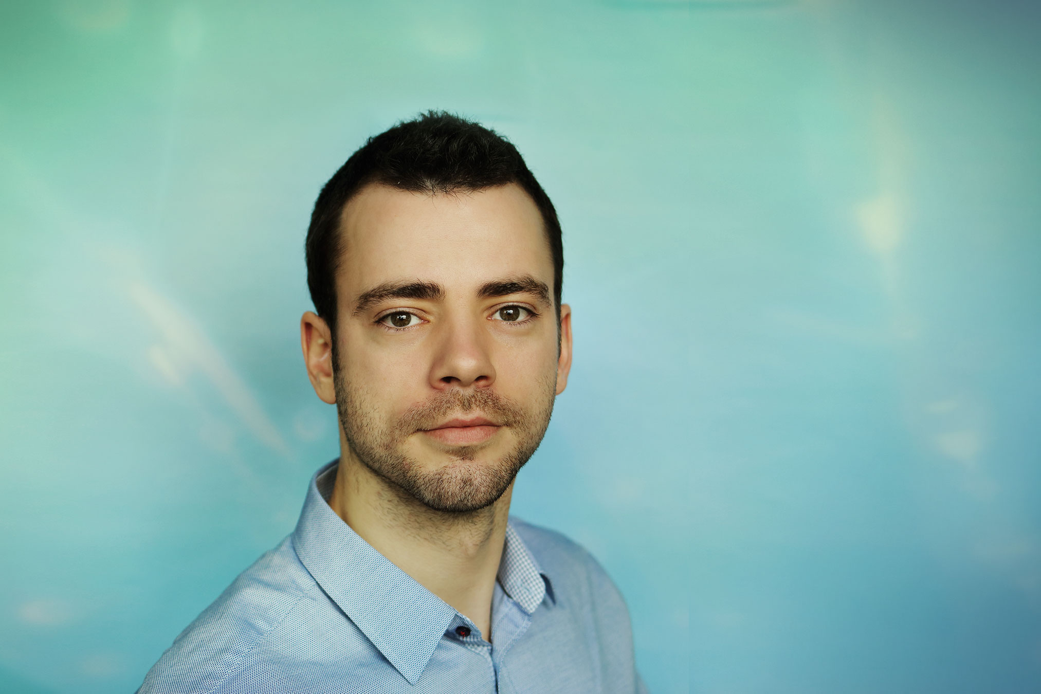 Lukas Stefanko Portret
