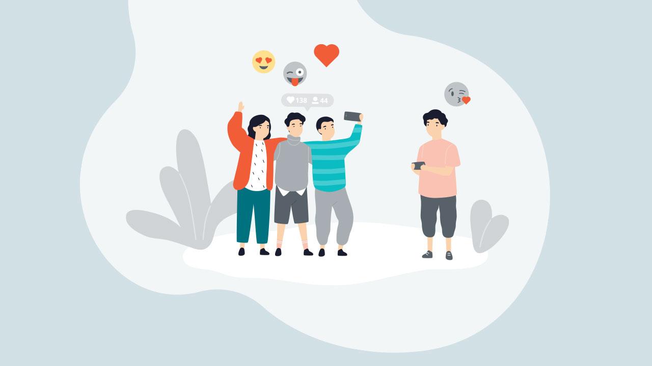 Deti a sociálne siete