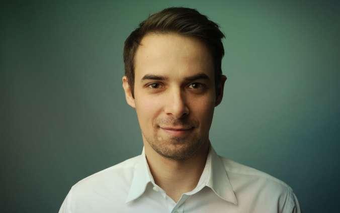 Robert Lipovsky portret