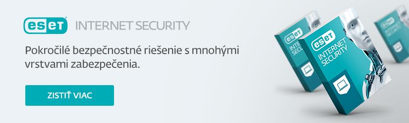 ESET Internet Security banner
