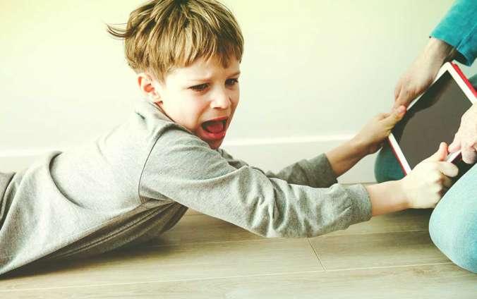 deti a závislosť od obrazoviek